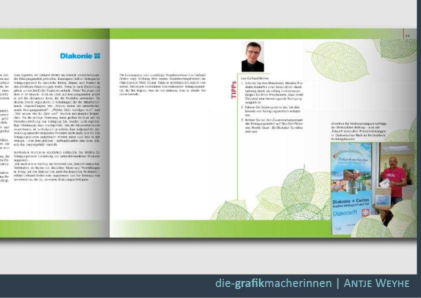 Gestaltung von Broschüren und Flyern in Reutlingen
