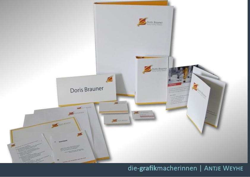 Briefbogen Gestaltung Tübingen
