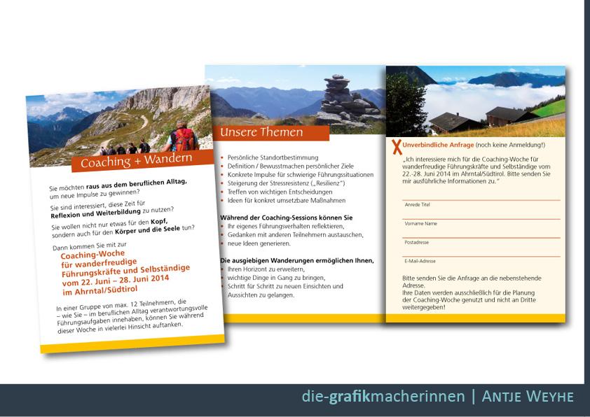Broschüre erstellen lassen in Tübingen