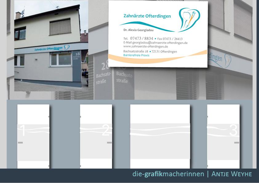 Briefbogen Gestaltung Reutlingen