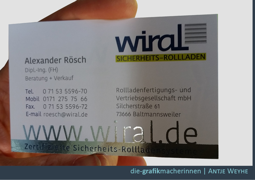 Corporate Identity entwickeln Tübingen