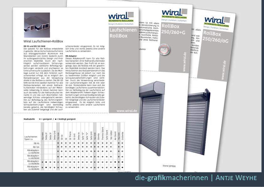Imagebroschüre erstellen lassen in Reutlingen